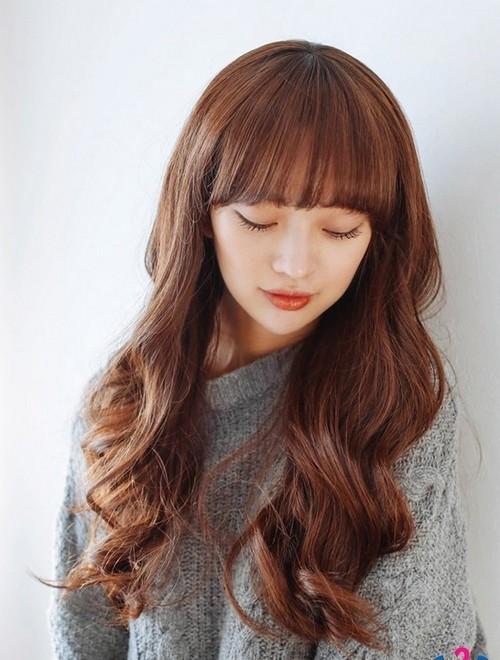 10 kiểu tóc xinh như hot girl hàn năm 2016