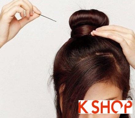 2 kiểu tóc búi cho nàng xinh xắn hơn