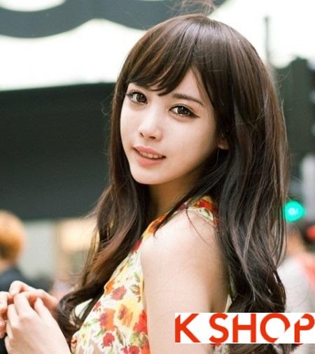 4 kiểu tóc mái dễ thương như sao kpop