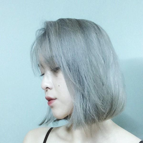 6 màu tóc nhuộm màu hot của các sao việt