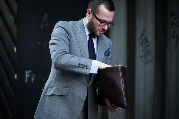 Bạn biết gì về các kiểu briefcase dành cho quý ông