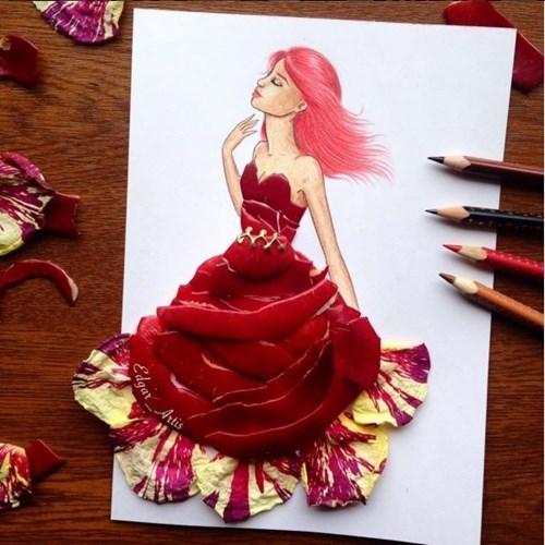 Bạn nghĩ sao về những chiếc váy không thể tin được này