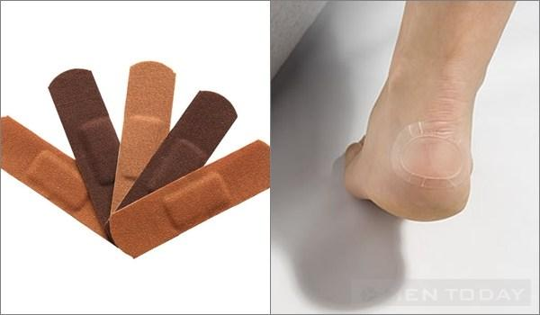 Bí quyết giúp bạn không đau chân khi mang đôi giày mới