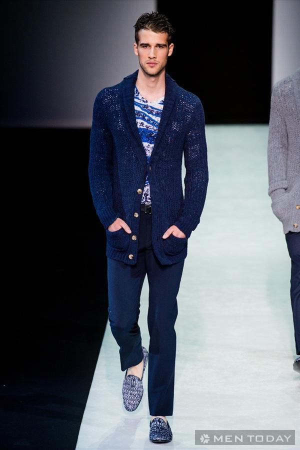 Bst những bộ suit lịch lãm của giorgio armani từ năm 2014