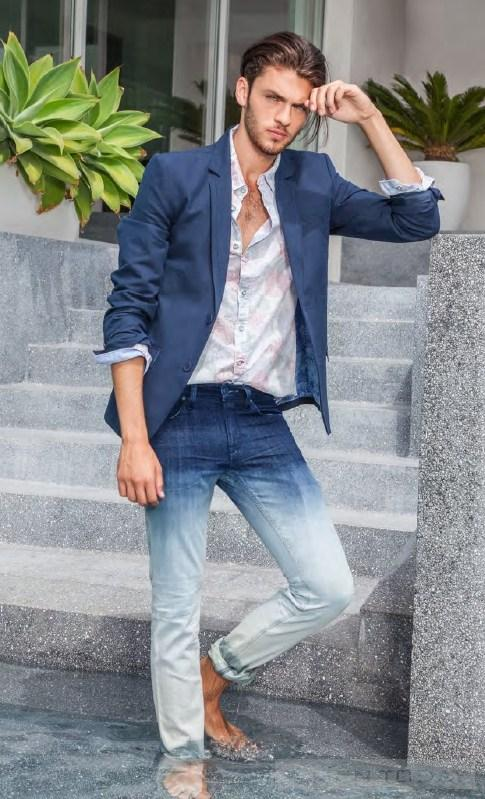 Bst trẻ trung phong cách thời trang xuân hè giành cho nam
