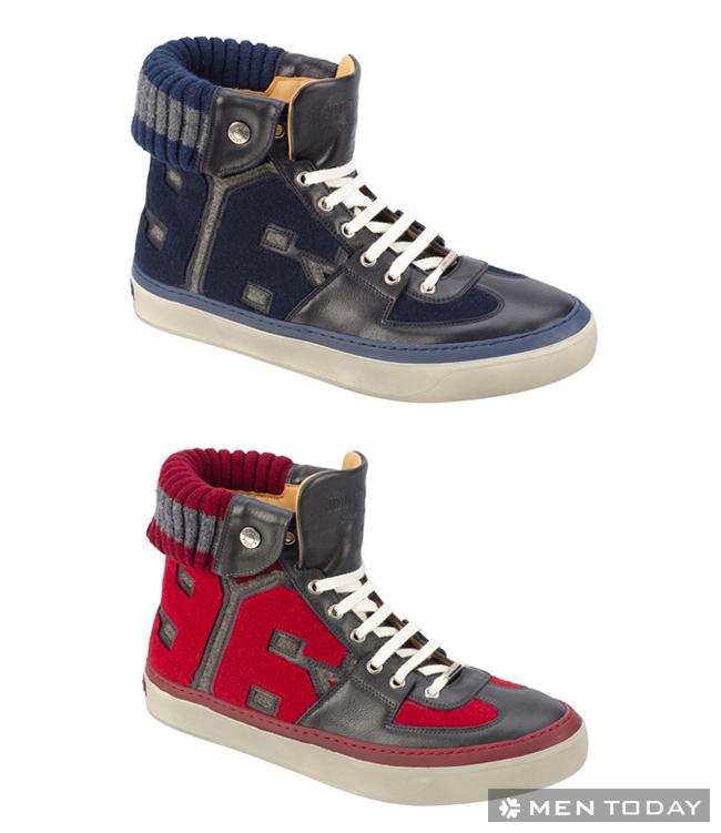 Cá tính với những đôi sneakers đến từ jimmy choo