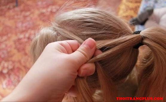 Cách búi tóc đẹp xinh xắn cho bạn gái không thể bỏ qua 2017