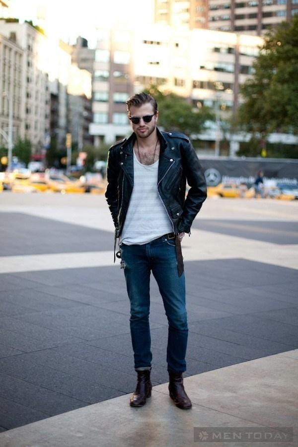 Các bước để chàng xây dựng phong cách thời trang cho riêng mình