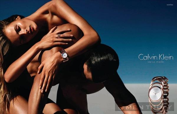 Chiến dịch thời trang nam xuân hè 2014 của calvin klein
