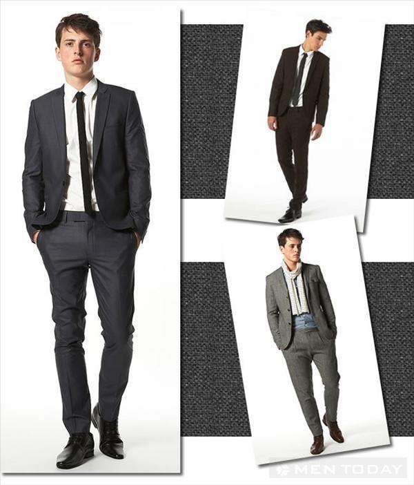Chọn suit cho quý ông như thế nào là tốt