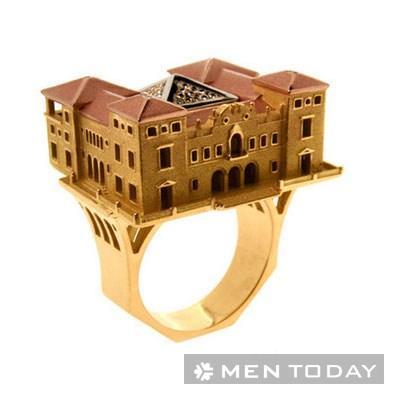 Đây là mẫu nhẫn nam ấn tượng nhất
