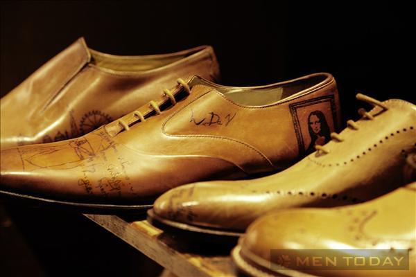 Độc đáo bst giày nam từ oliver sweeney