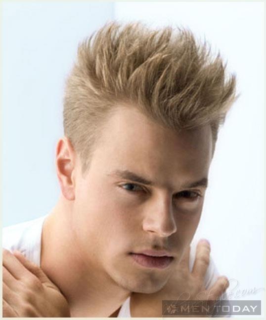 Faux hawk kiểu tóc mà bạn nên thử