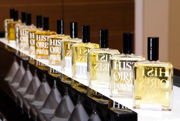 Hương thơm của lịch sử histoires de parfums
