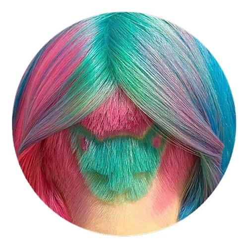 Kiểu tóc khiến dân mạng xôn xao vì quá lạ mắt
