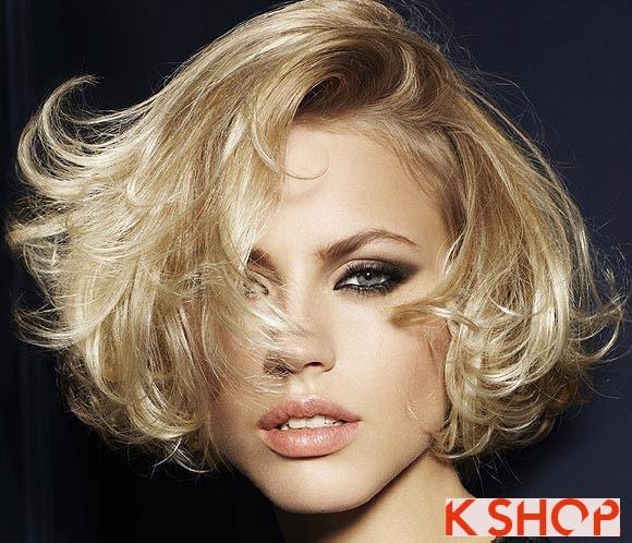 Kiểu tóc ngắn nào phù hợp với gương mặt nàng