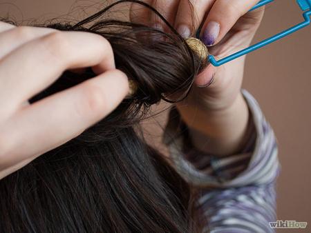 Làm tóc xoăn bằng lô đẹp đơn giản tại nhà