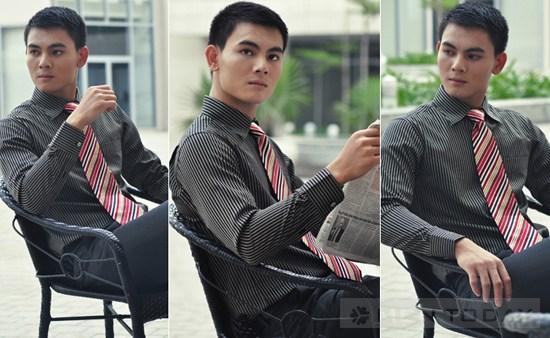 Lịch lãm nơi công sở với áo sơ mi nam