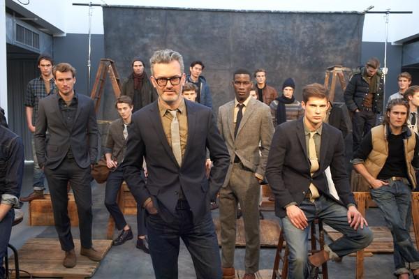 Lời khuyên cách ăn mặc của tom ford giám đốc thương hiệu jcrew
