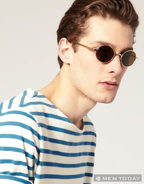 mẹo để lựa chọn kính mát phù hợp với phong cách của quý ông