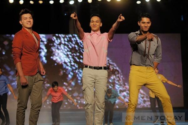 Ngắm lại BST thời trang nam xuân hè 2013 mạnh mẽ