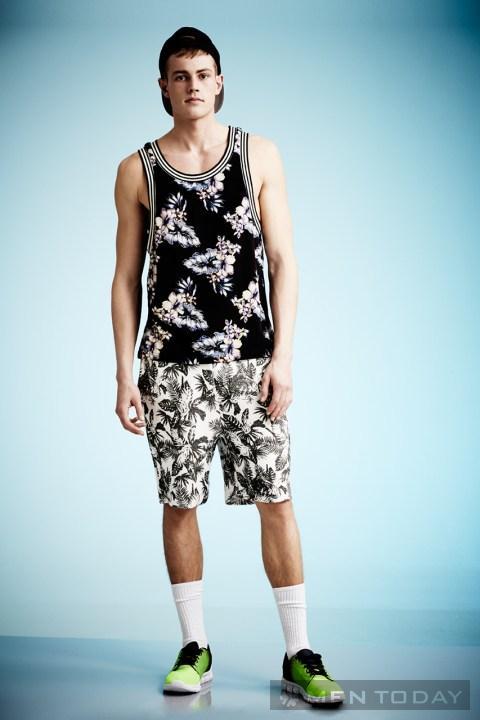 Nhìn lại bst thời trang đa phong cách của lookbook xuân hè năm 2014