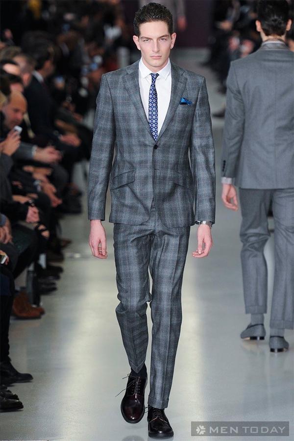 BST thời trang nam thu đông 2014 từ Richard James