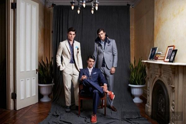 Nhìn lại BST thời trang xuân hè 2014 của HP đầy cá tính
