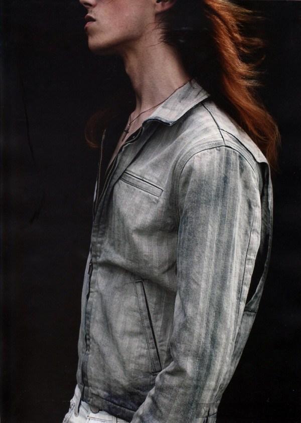 Nhìn lại bst trang phục denim mùa thu 2013 từ jacob davis