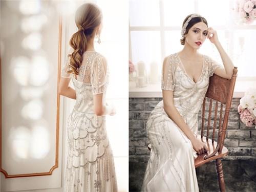 Nhìn thấy những chiếc váy này bạn sẽ muốn kết hôn ngay