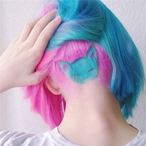 Những kiểu tóc khiến bạn choáng từ cái nhìn đầu tiên