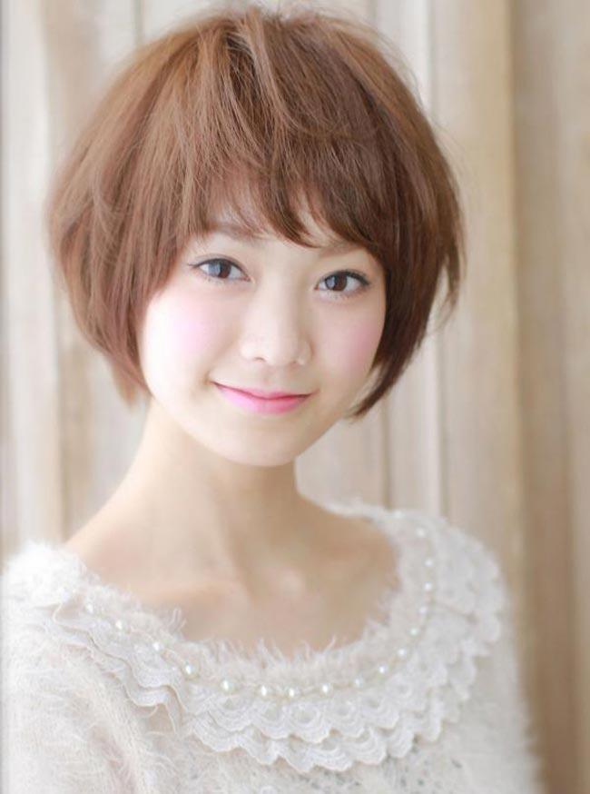 Những kiểu tóc ngắn đẹp nhất cho ngày tết