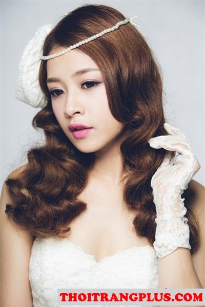Những kiểu tóc uốn xoăn không thể quyến rũ hơn của hot girl việt