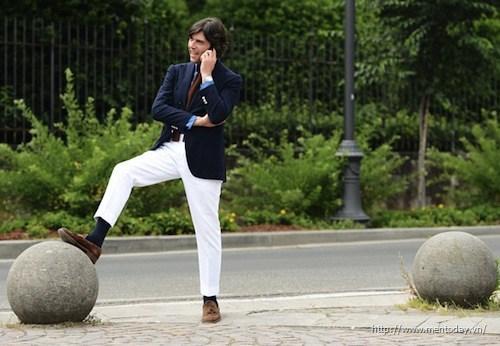 Những mẹo nhỏ để phối quần trouser và blazer