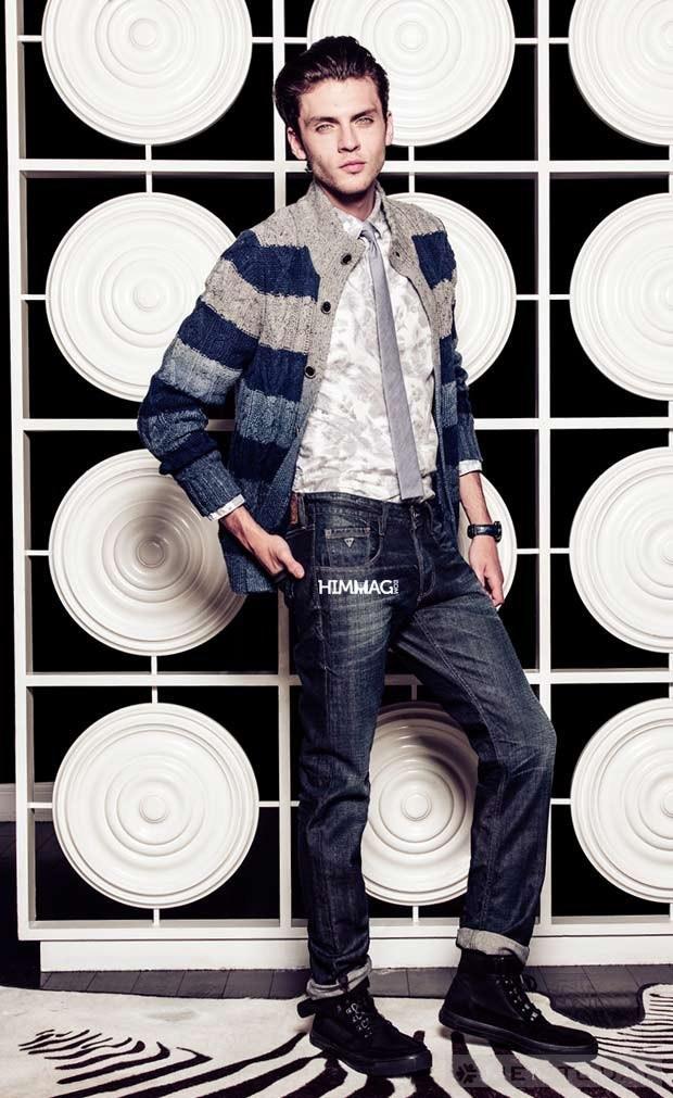 Phong cách casual dành cho các chàng sành điệu