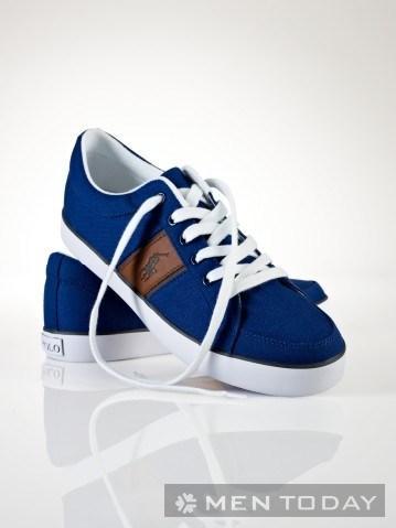 Polo ralph lauren đôi giày tạo nên sự thanh lịch