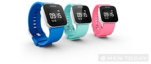 Smart watch của sony- đồng hồ thông minh bạn nên dùng