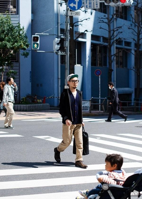 Street style cho các chàng lịch lãm những ngày cuối xuân