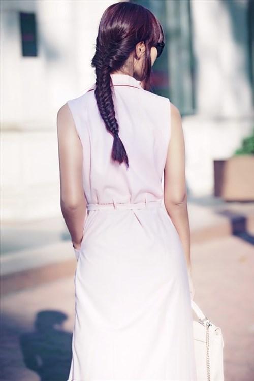 Thay đổi diện mạo với phong cách tóc cực chất theo siêu mẫu hà anh