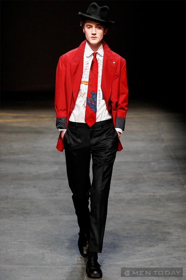 Xem lại bst thời trang nam thu đông 2014 từ e tautz