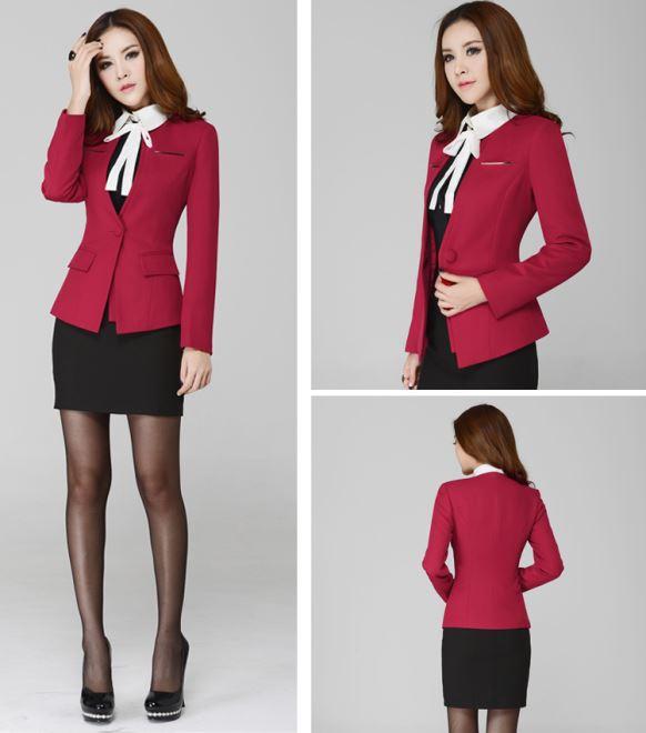 3 mẫu áo vest công sở cho bạn gái thanh lịch