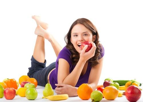 Ăn trái cây tăng cân