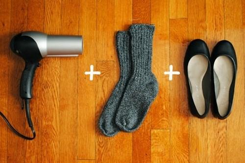 Bí quyết giúp bạn đi luôn vừa mọi đôi giày