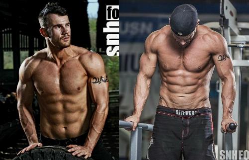 Giảm 50 kg trở thành người mẫu tạp chí của chàng béo