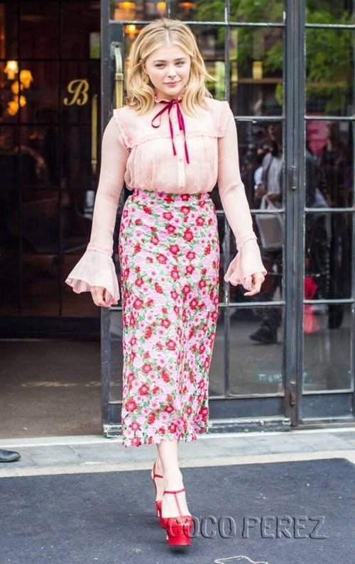 Guu thời trang nói không được của chloe moretz