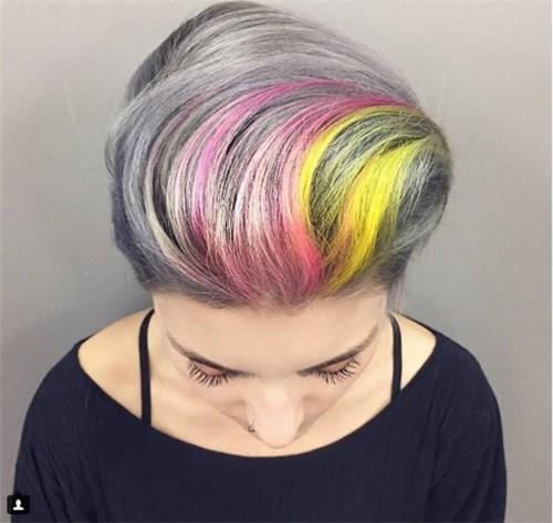 Nhìn những màu tóc này là muốn đi nhuộm ngay