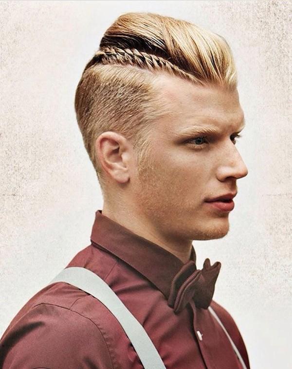 Những kiểu tóc lịch lãm cuốn hút dạo phố cho chàng