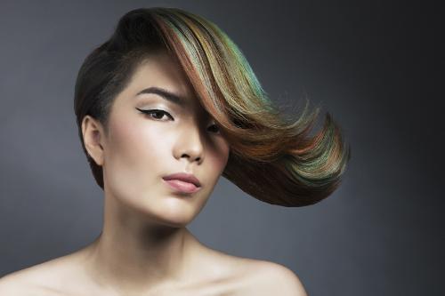 Top 5 mẫu tóc đỉnh của giải quốc gia color zoom goldwell