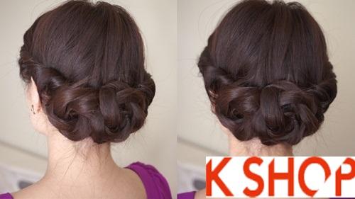 8 kiểu tóc nổi bật quyến rũ cho bạn gái đi dự tiệc cưới