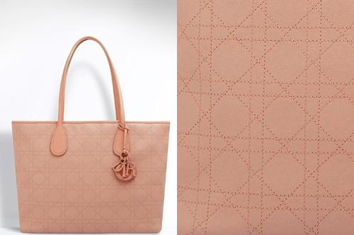 Bạn có biết túi xách dior làm từ những chất liệu gì